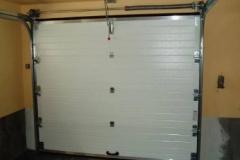 garážová vrata TB stav 3